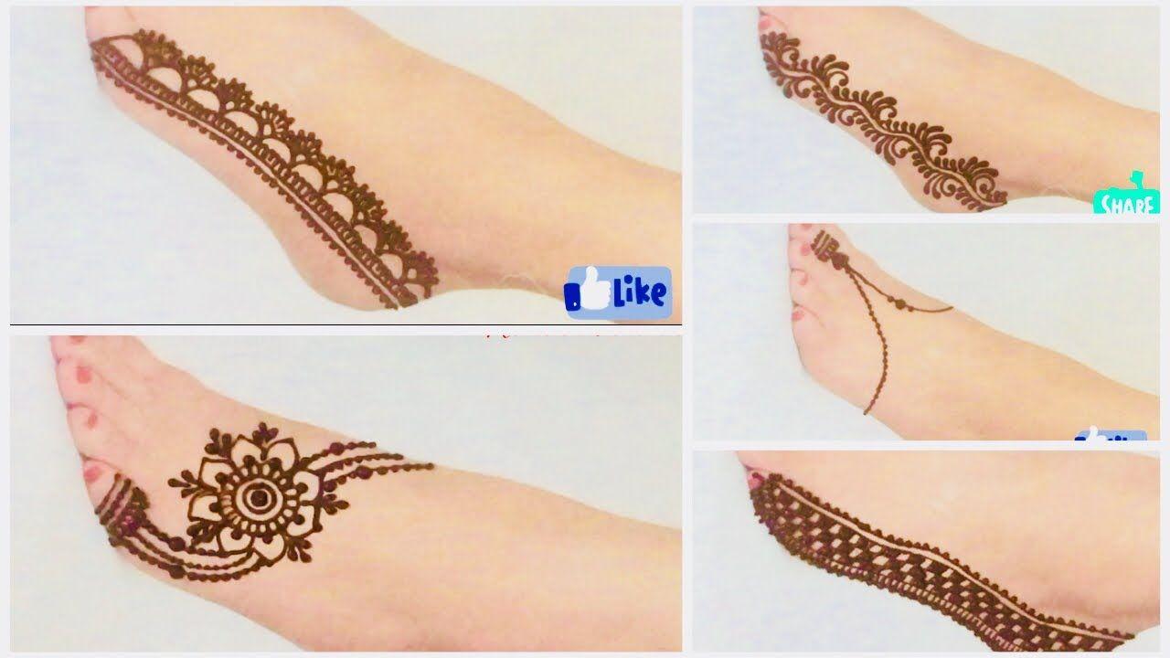 صالون رشنا للحنا Rachna Salon يباب كوم Beautiful Mehndi Design Stylish Mehndi Mehndi Designs