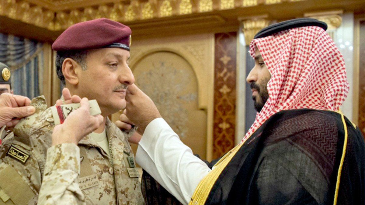 من هو فهد بن تركي بن عبدالعزيز ال سعود قائد القوات المشتركة السيرة الذاتية ويكيبيديا