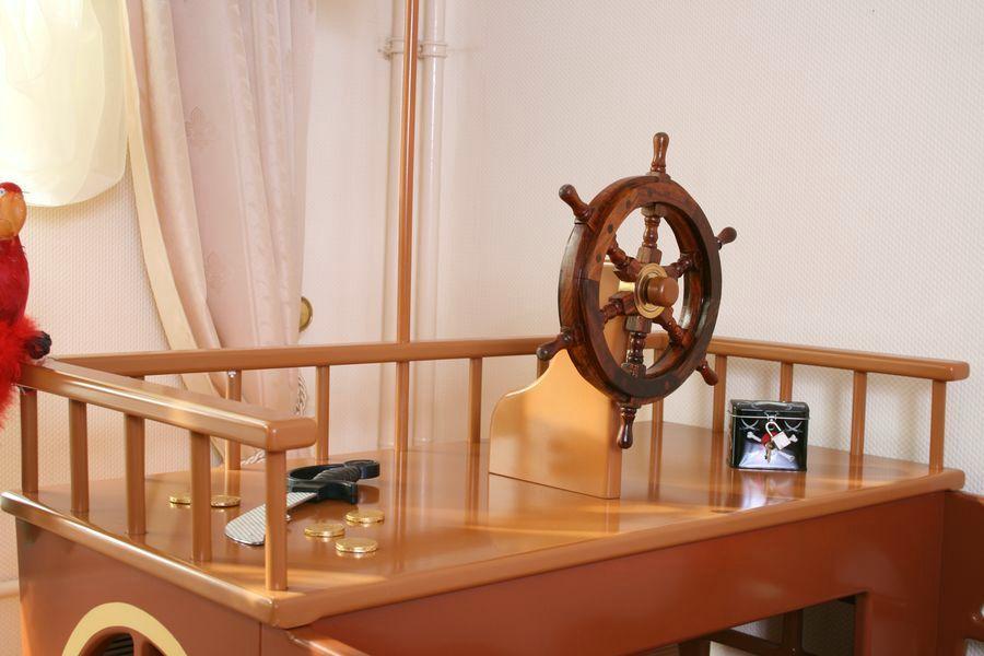 Kinderbett piratenschiff  Pin von Oli&Niki - Kindermöbel zum Verlieben schön auf Kinderbett ...