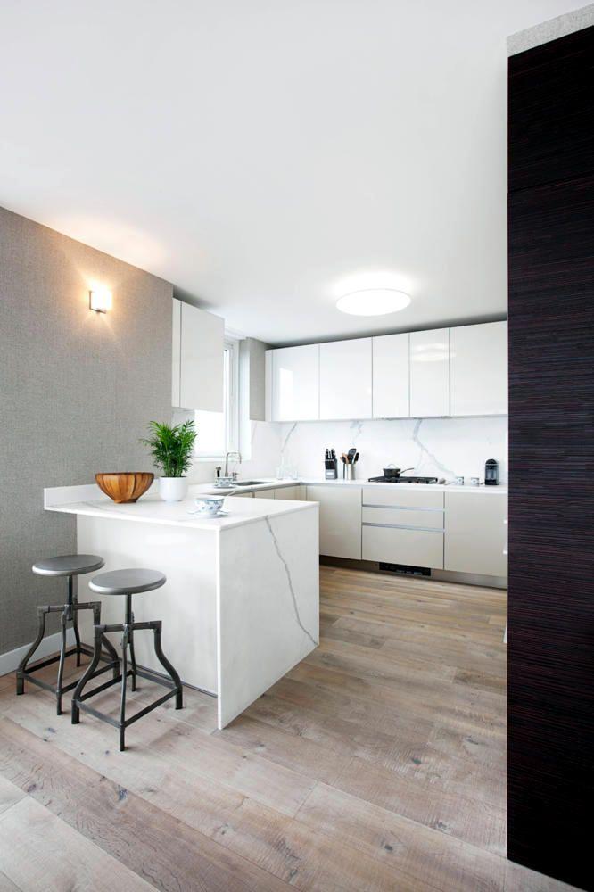 open plan industrial chic extension - Google Search project - kuche wohnzimmer offen modern