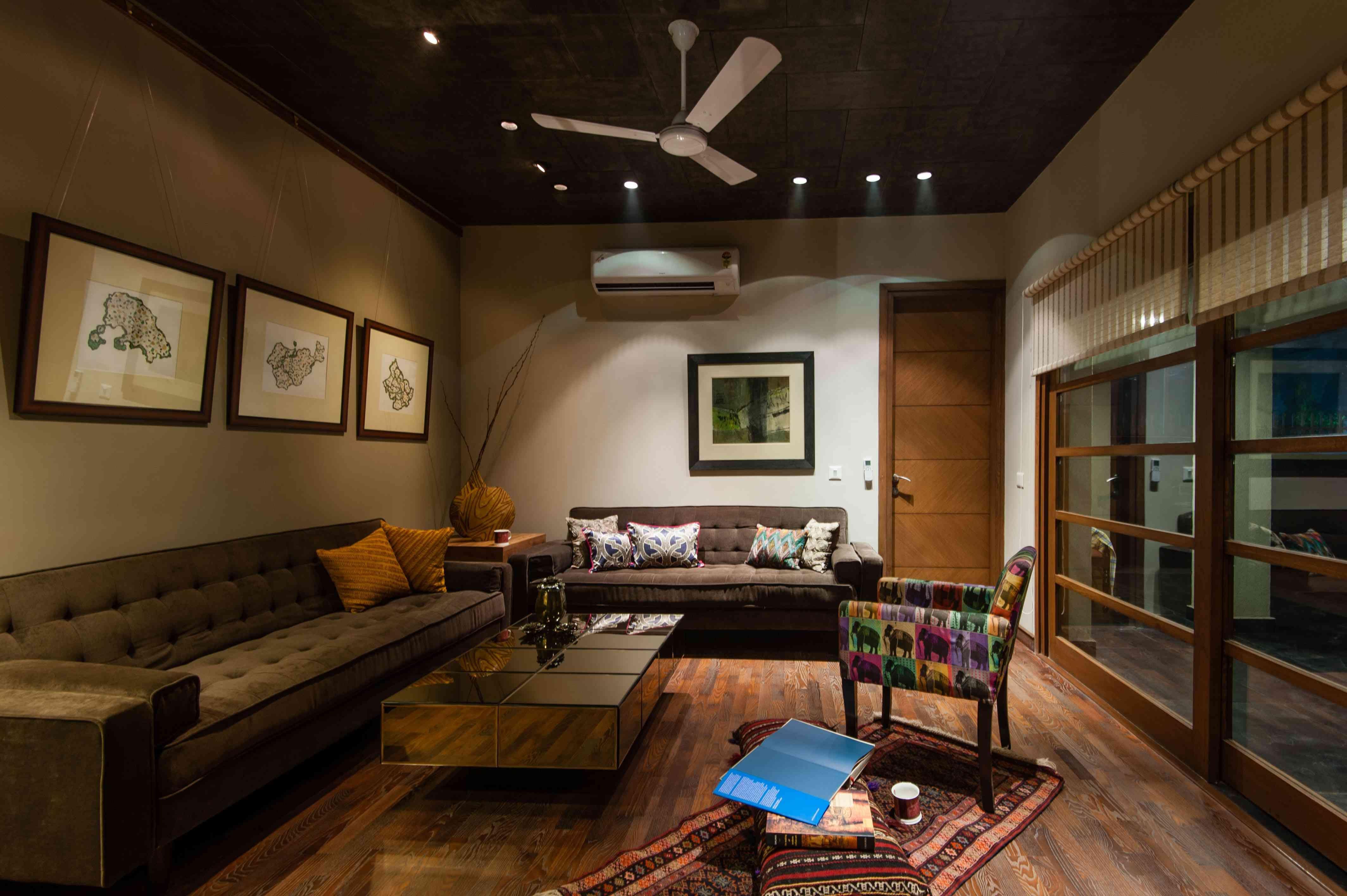 By Designer Abhigyan Neogi Residential Interior Design