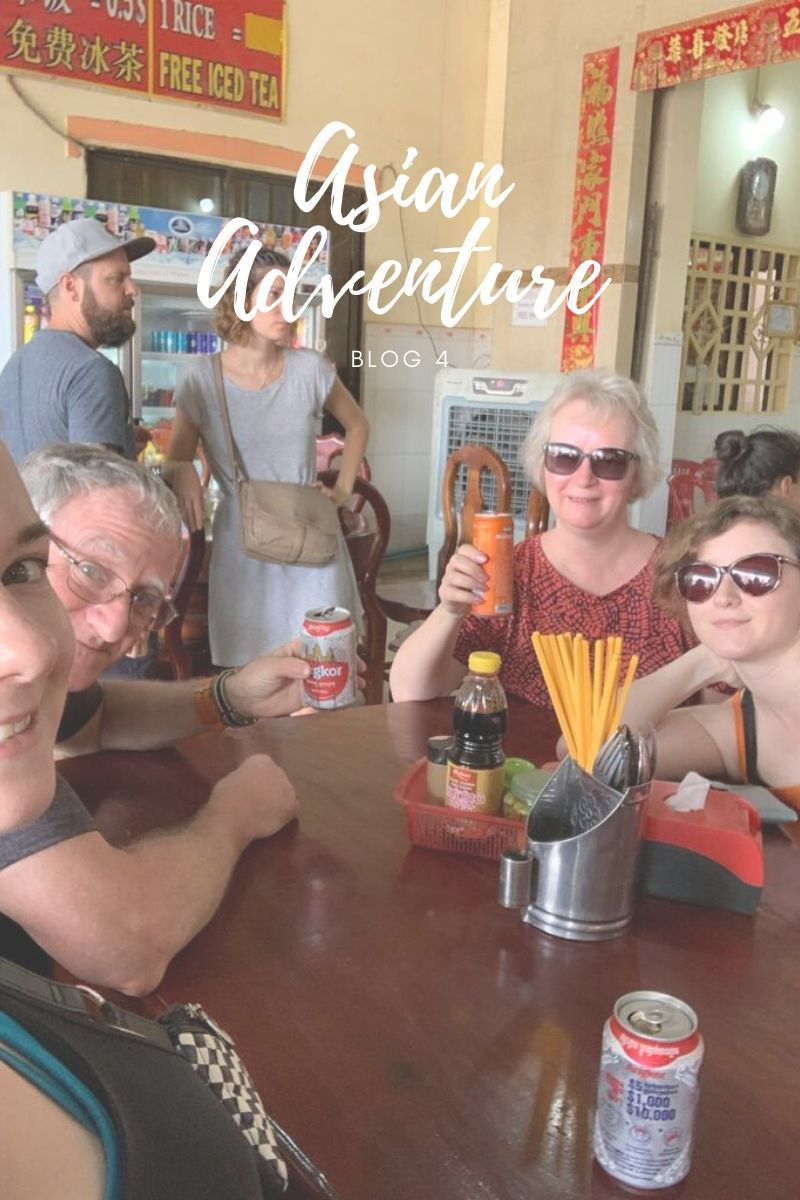 My first blog of our time in Cambodia (and the end of our travels in Vietnam!). We spend time in Phnom Penh after crossing over from Ho Chi Minh City. #Family #Holiday #Travel #Tourists #Asia #Cambodia #Vietnam #HoChiMinh #PhnomPenh #BorderCrossing