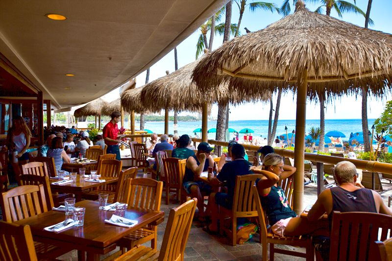 Food Places Near Sheraton Waikiki