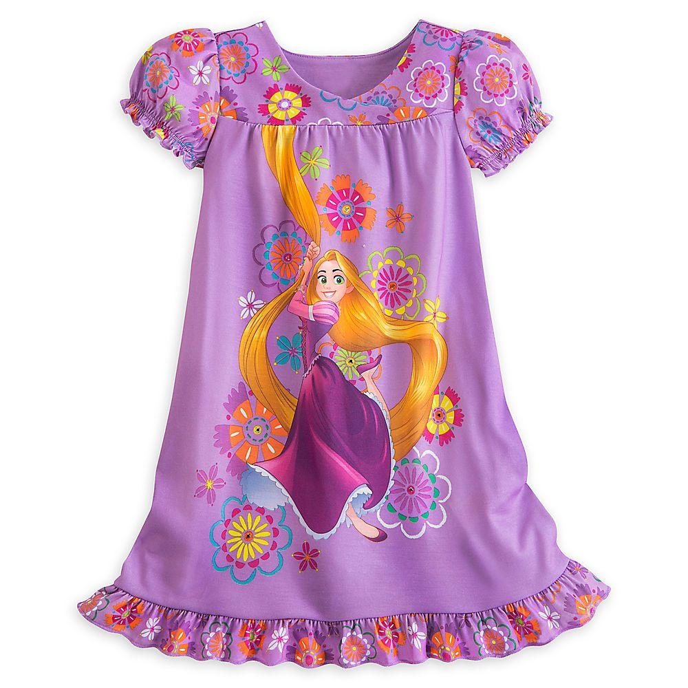 adee2c684b Rapunzel Nightshirt for Girls