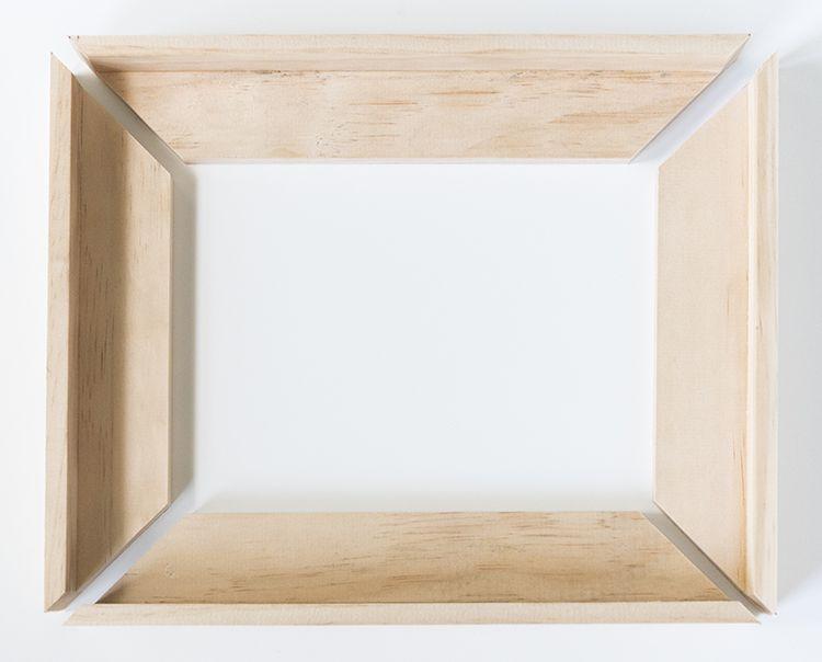 Diy floating canvas frame room for tuesday diy canvas