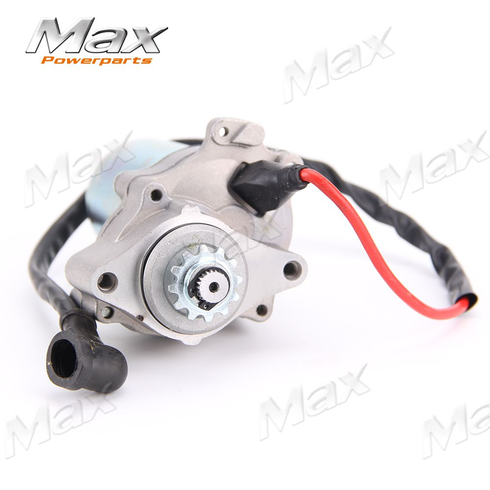 New 50cc 70cc 90cc 110cc I St01 Electric Starter Motor Engine Down Diagram Mount 125cc Fits