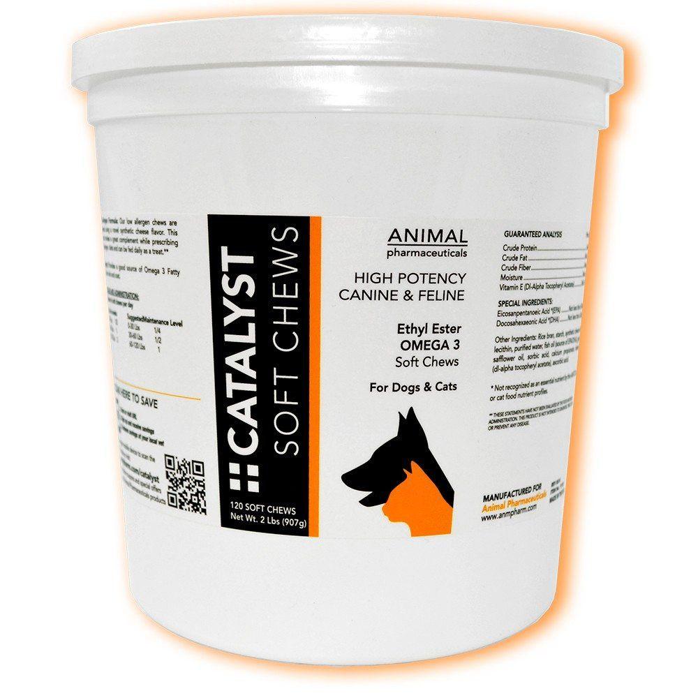 Catalyst soft chews vitamin e nutritional supplements