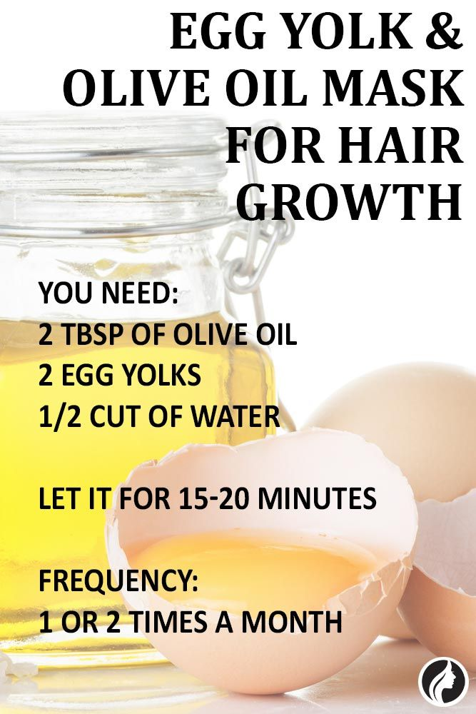 Natural Hair Growth Treatment Recipes