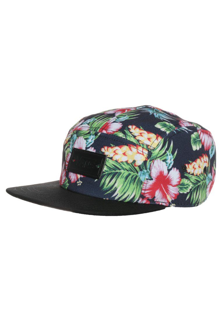 Vans Willa Czapka Z Daszkiem Hawaiian Black Fashyou Pl Fashion Hats Snapback