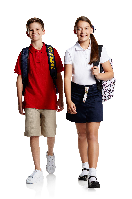 Your uniform zone at Burkes Outlet! School uniforms