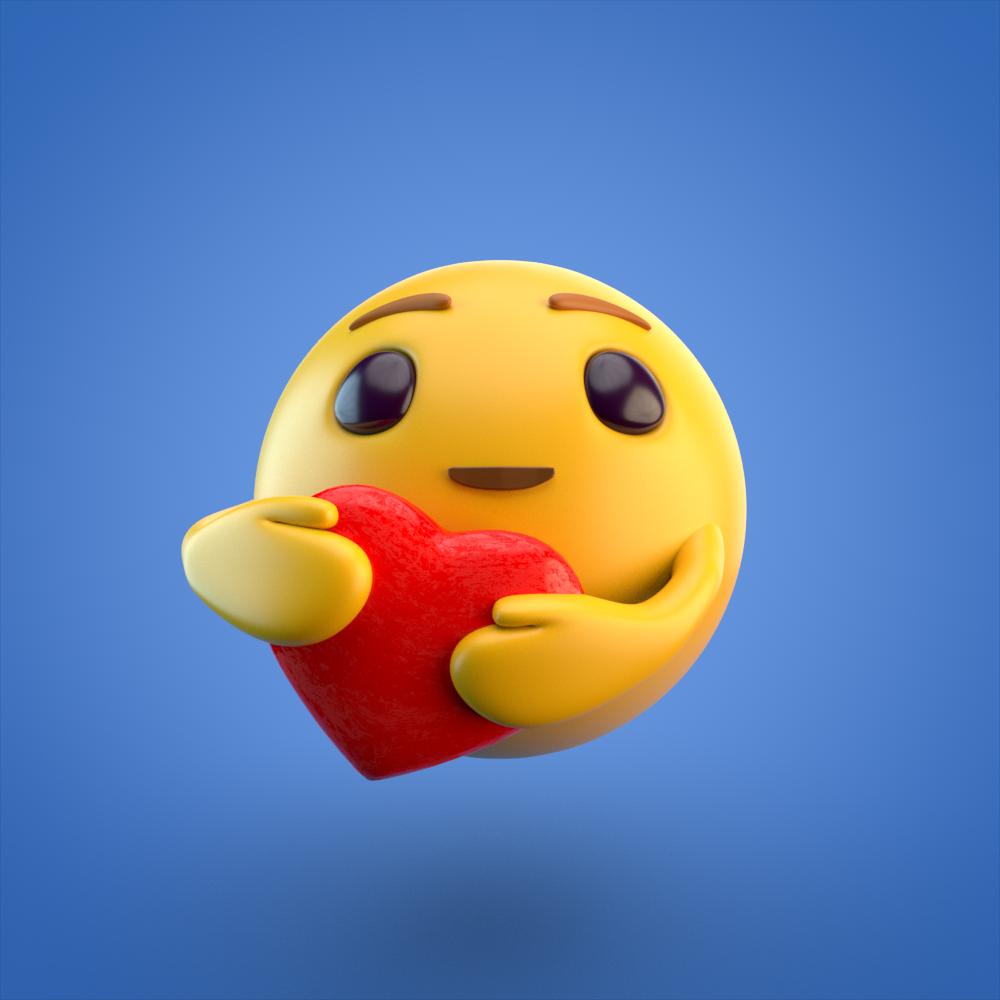 Ahmed Rabie On Behance Care Emoji Facebook Care Heart Emoji Design Vector Art Design Motion Design Animation
