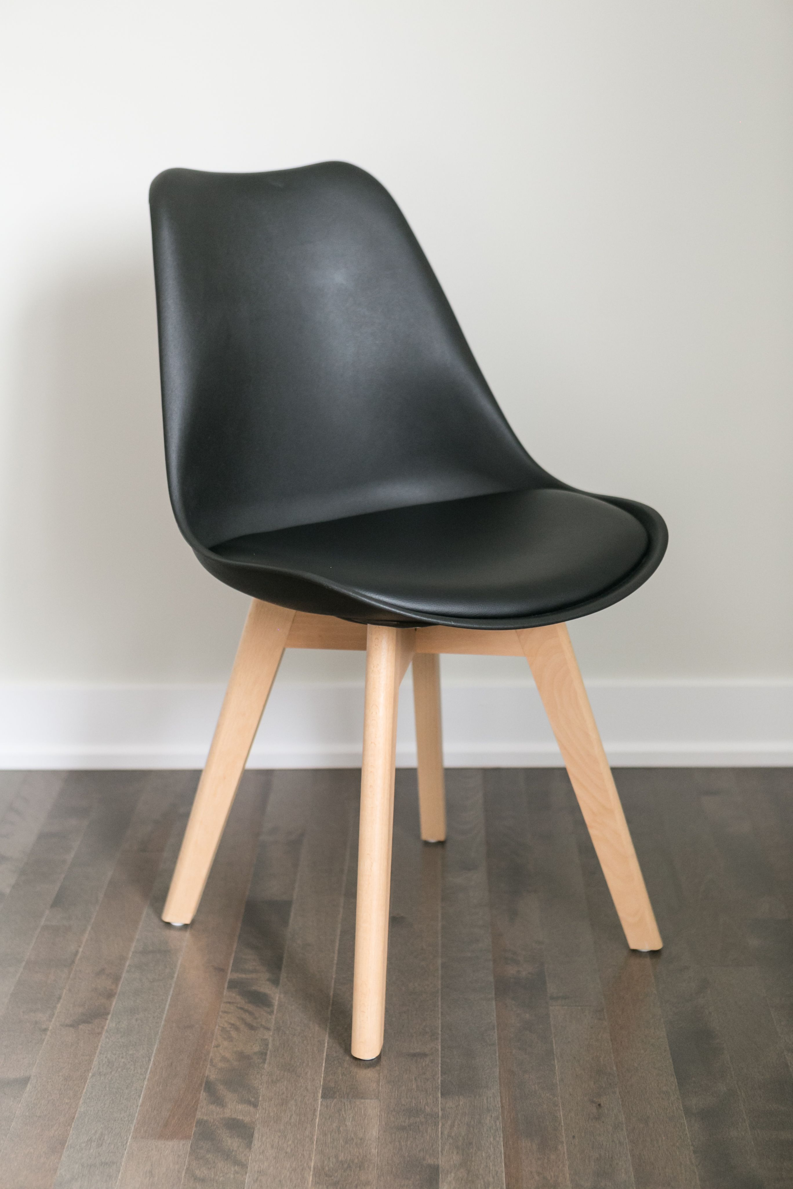 Chaise Scandinave Noire Eames Chair Furniture Chair