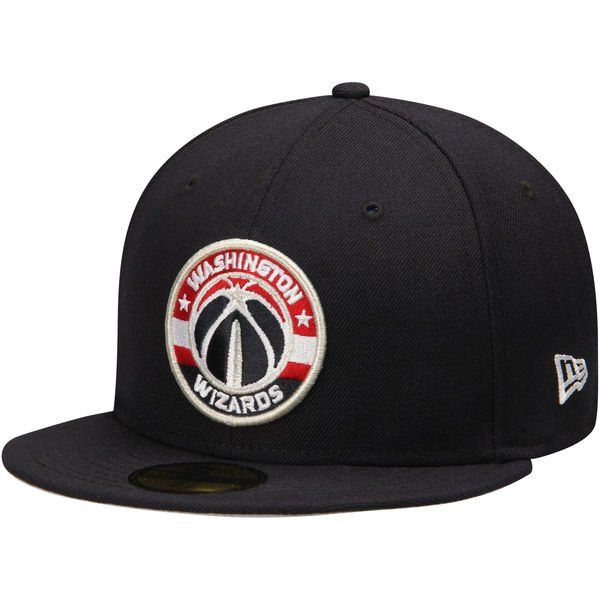 wholesale dealer 12517 f1cb1 ... new zealand mens washington wizards new era navy current logo 59fifty  fitted hat price 34.99 https