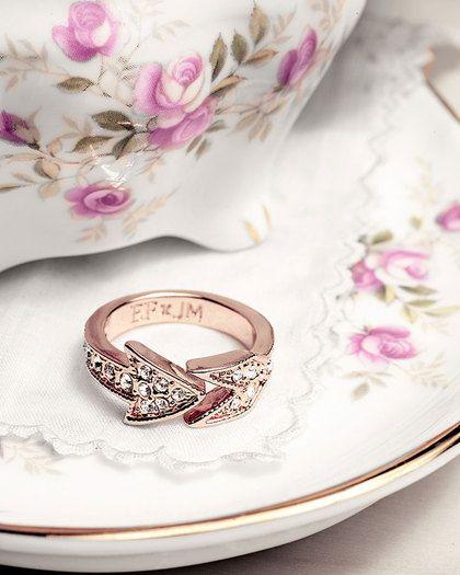 Cupids Arrow Ring