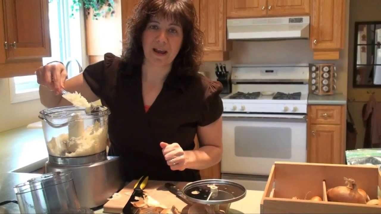 How to Freeze Onions and Why it's a Great Idea Food