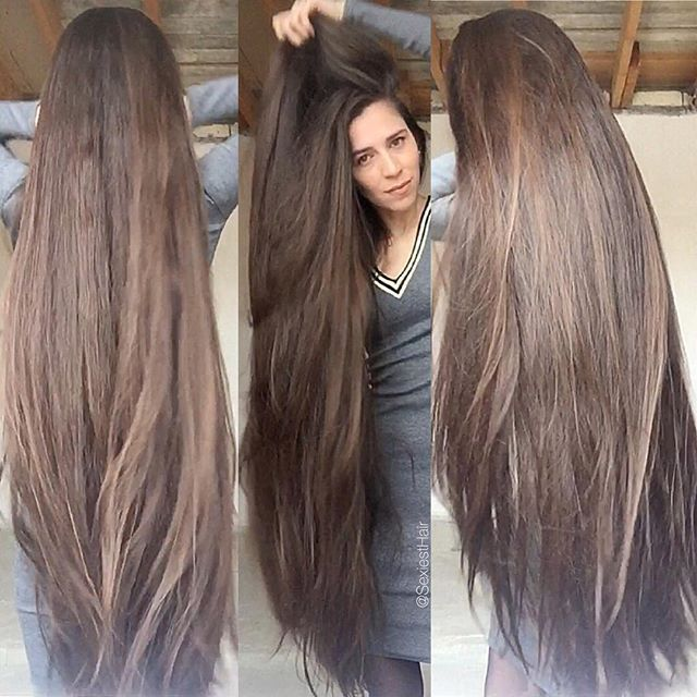 super thick hair russiaofficial