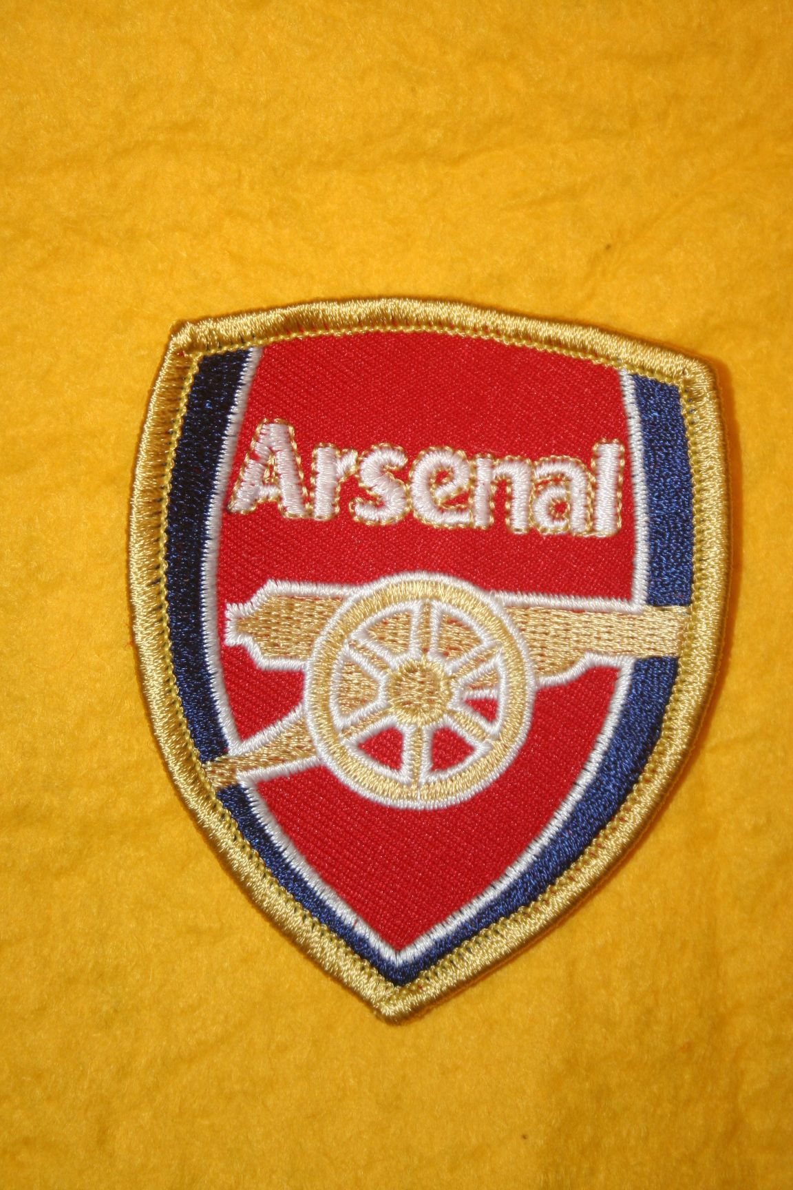 3b94398ca32f0 ARSENAL FC FOOTBALL CLUB PATCH CREST BADGE