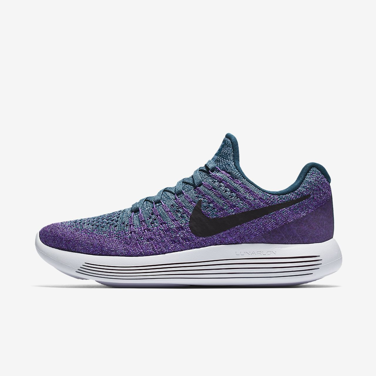 bc3212292449 Nike LunarEpic Low Flyknit 2 Women s Running Shoe size 9.5