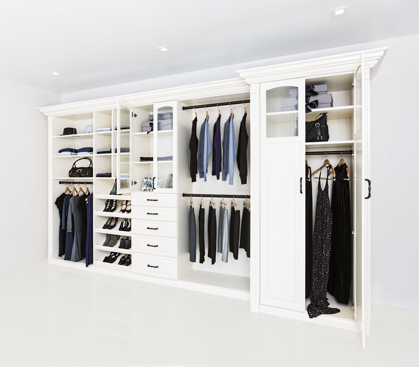 Wonderful Closet Factory, Reach In Closet #Customcloset #Smallclosetdesign Learn  More: Http: