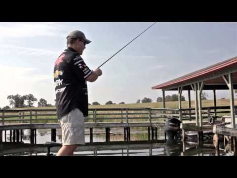 Yelas is priceless.   Guide to Fishing Docks for Bass with Jay Yelas - YouTube