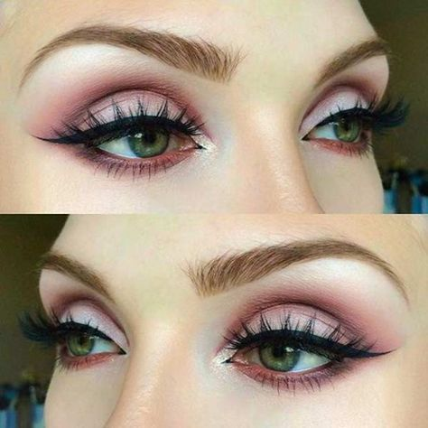 Pageant Planet Makeup Styles For People With Green Eyes