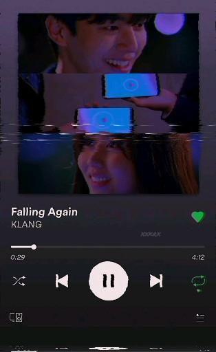 Video Falling Again Di 2020 Lirik Lagu Lagu Buku Lagu