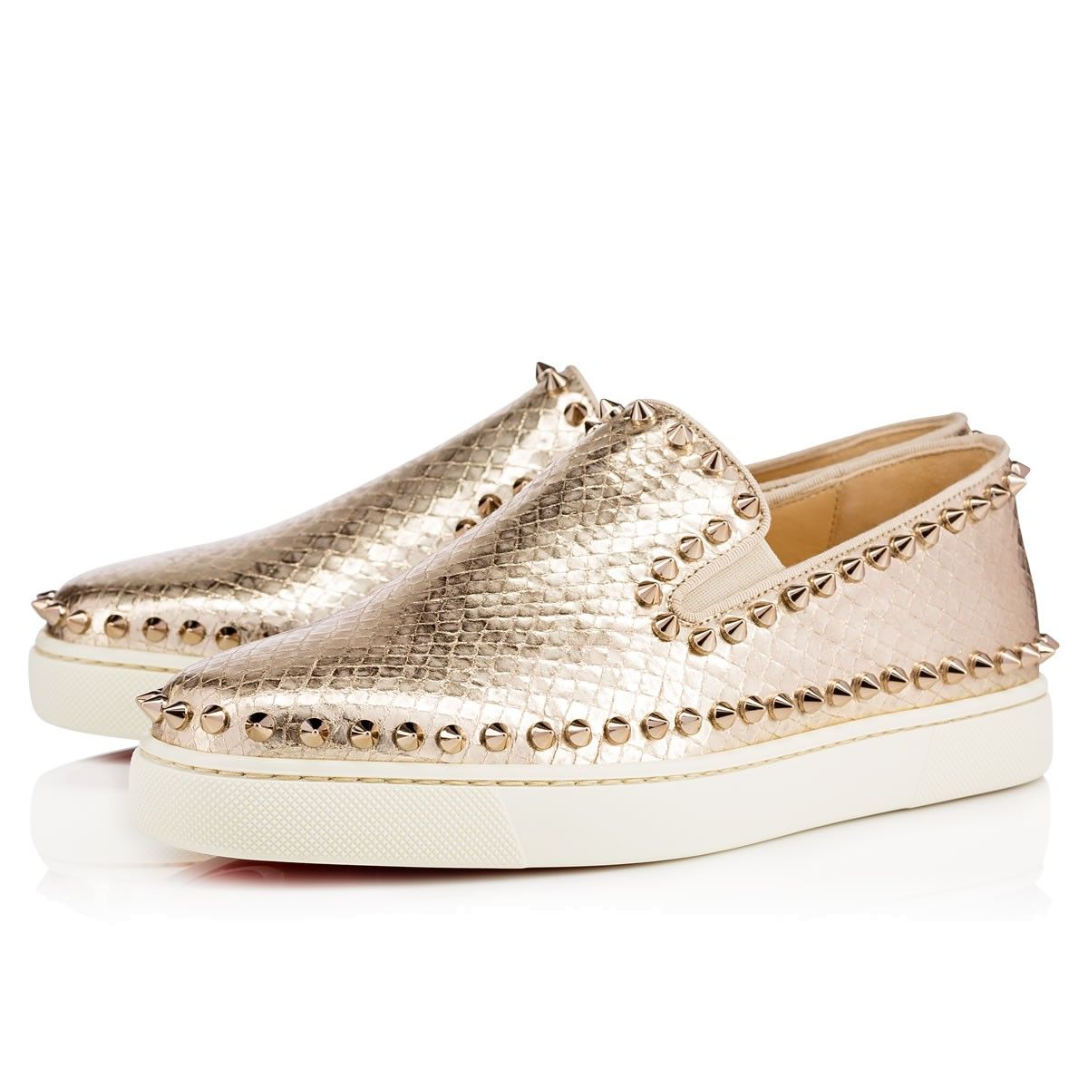 54d2208bb Shoes - Pik Boat Women s Flat - Christian Louboutin