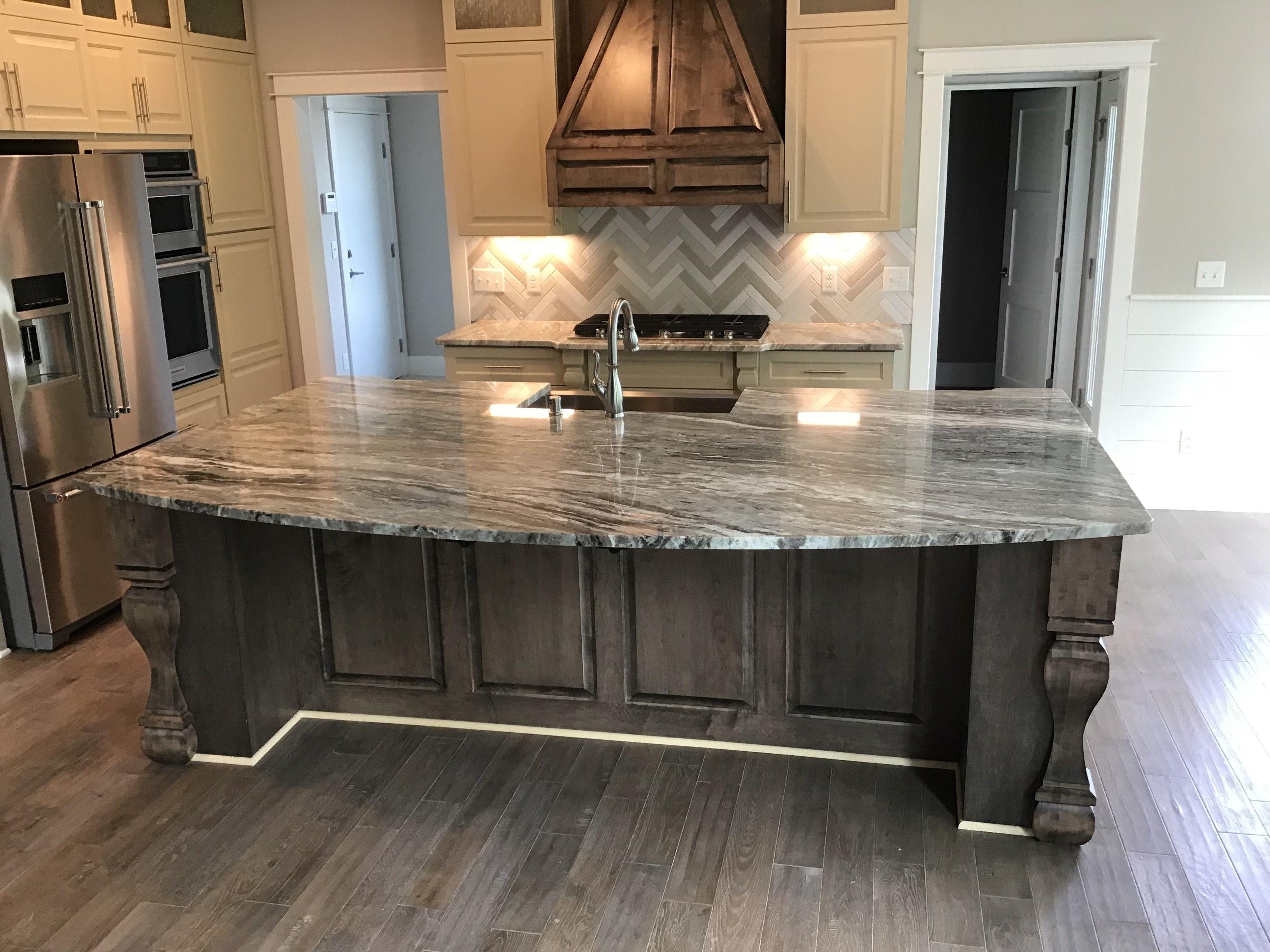 countertops - granite & quartz - our process | countertops