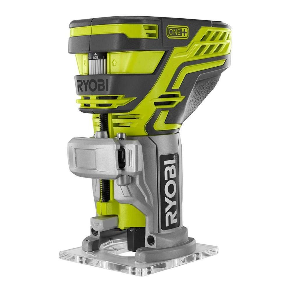 Ryobi P601 One 18v Lithium Ion Cordless Fixed Base Trim Router Battery Not Included A Tool Only You Can Find Out More Details At The Link Of T Trim Router
