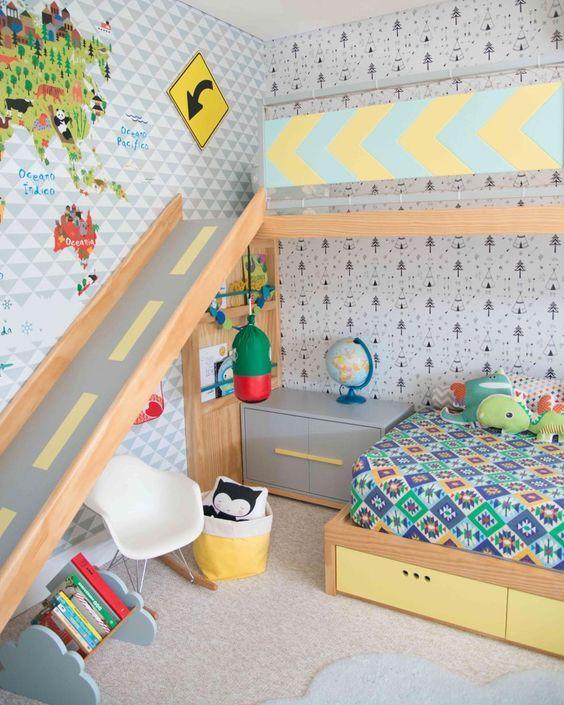 30 Décoration de salle de jeux pour enfants