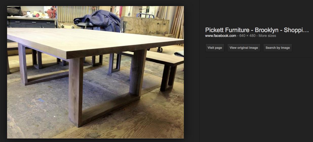 Pickett Furniture Brooklyn