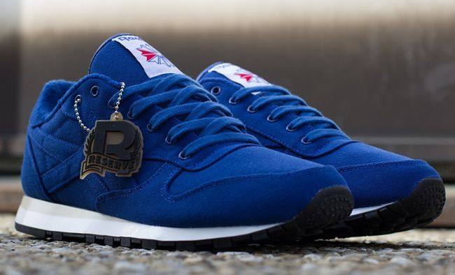 reebok blue men
