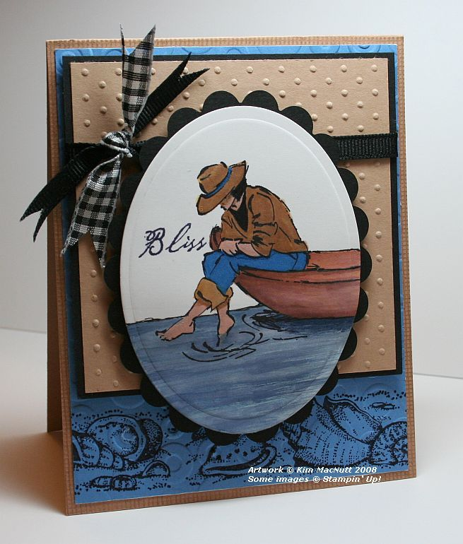 Stampin' Up! Summer by the Sea