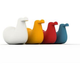 Rocking bird by Oiva Toikka