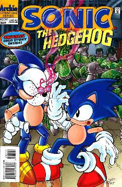Sonic The Hedgehog 34 Comic Sonic The Hedgehog Sonic Hedgehog