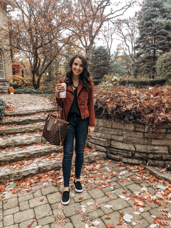 Easy Fall OOTD | Fashion lifestyle blog