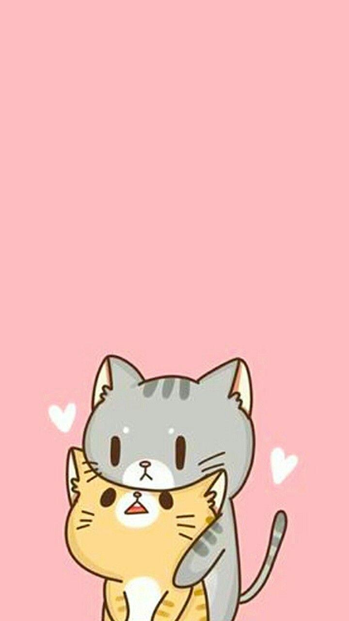 Pin By La On Cute Cats Cute Cat Wallpaper Cat Phone Wallpaper Cute Wallpapers
