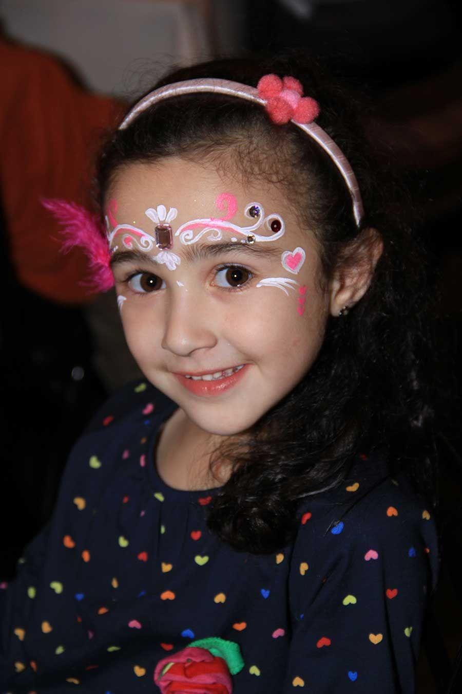 Fiestas Infantiles - Maquillaje infantil | Fiestas ...