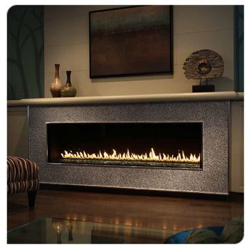 Gas fireplace and Fire places