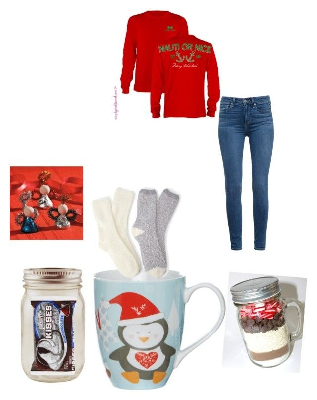 """""""OOTD"""" by modest-flute ❤ liked on Polyvore featuring Forever 21, Kerr® and Paige Denim"""