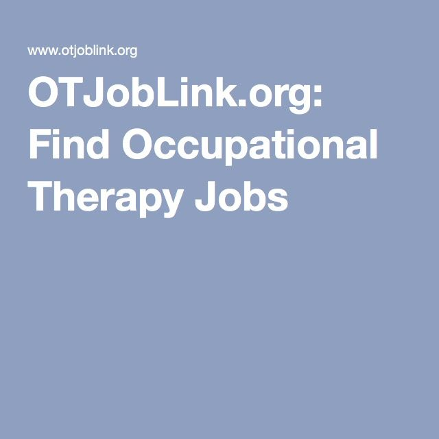 Occupational Therapist Salary in Minnesota interviewing/Job search