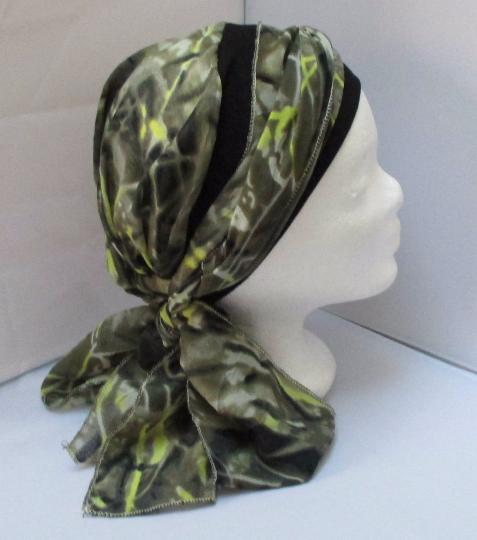 Turban   Foulard   Modi k Créations spécialisée dans le turban chimio.  Turban à nouer préformé - Foulard - chapeau - bandeau ... f6ab186810d