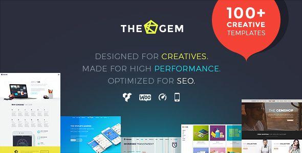 TheGem v1.3.0 – Creative Multi-Purpose High-Performance WordPress ...