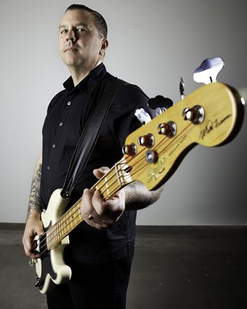 Rancid's Matt Freeman signature p bass