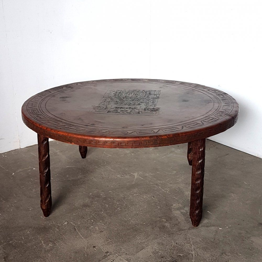For Sale Vintage Rosewood Coffee Table By Walter Knoll 1970s In 2020 Vintage Rosewood Table Coffee Table