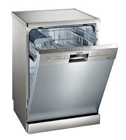 Siemens IQ100 SN25M831GB Freestanding Standard Dishwasher
