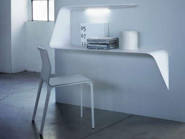 Mensole Per Ufficio : Idee smart e originali per arredare lufficio scrivania mensola