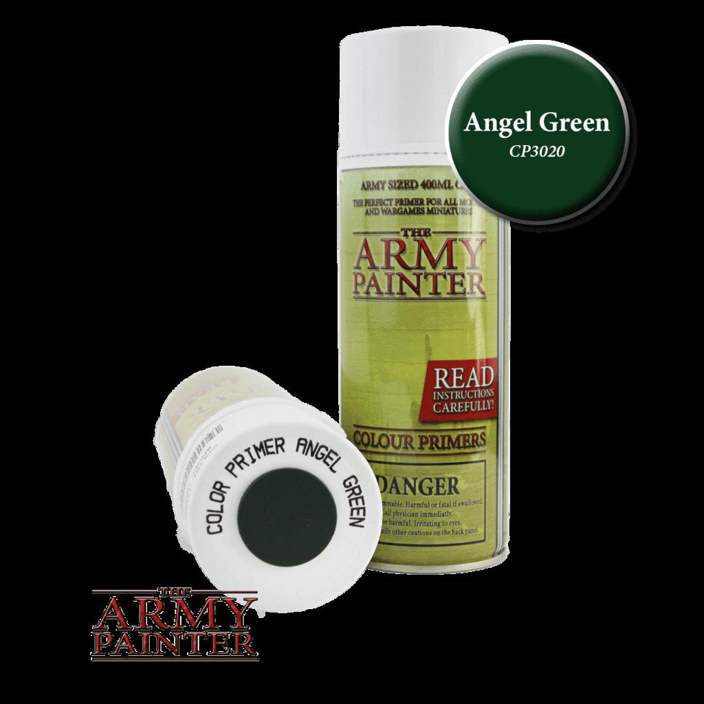 Colour Primer Angel Green In 2020 Color Spray Primer Spray
