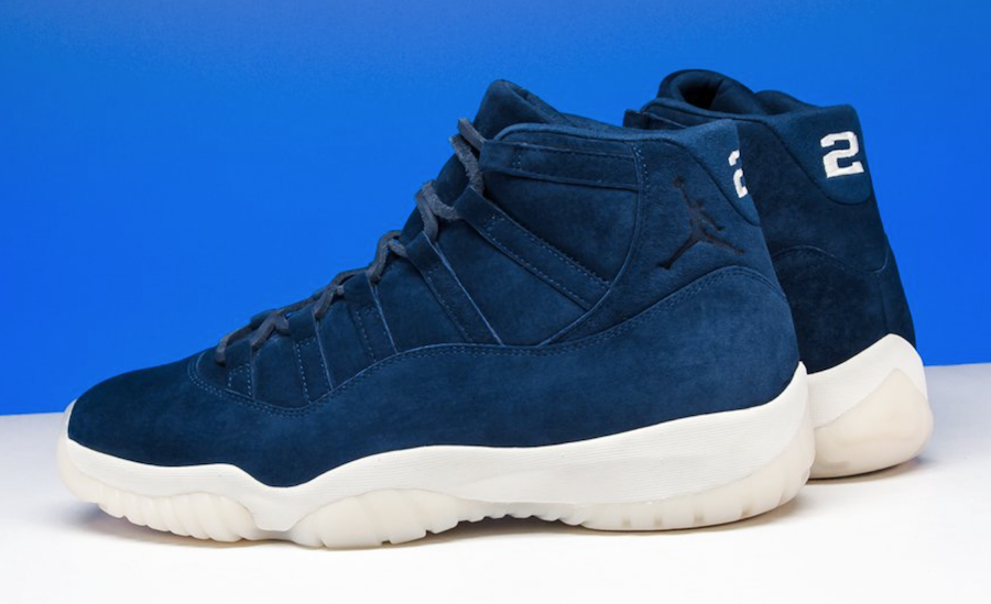 "The Rare Air Jordan 11 ""Jeter"" Available for $40K"