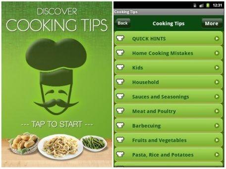 Buy cooking tips android app source code iphone source code buy cooking tips android app source code forumfinder Gallery